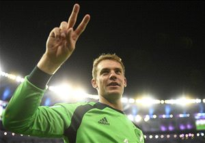 Einer der Garanten für den WM-Titel: Manuel Neuer