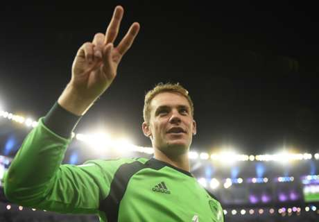 Neuer: I could play outfield