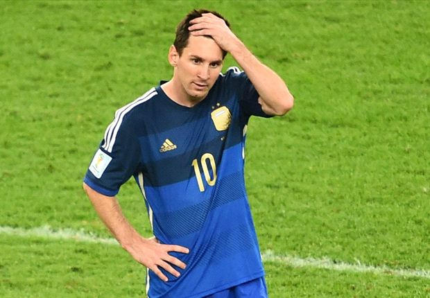 'Messi is still a historical player' - Mourinho