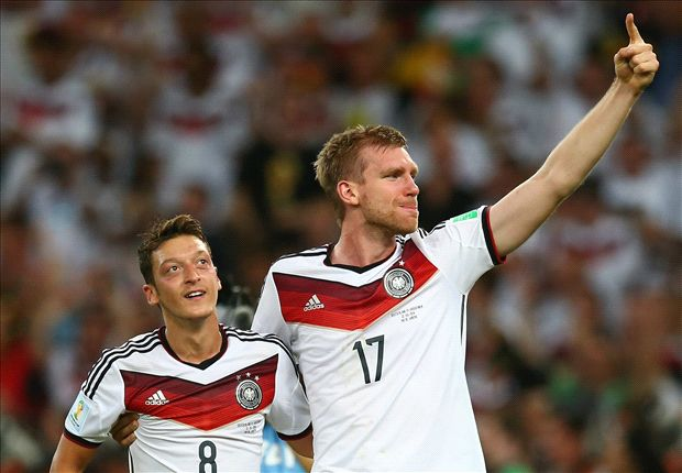Aguero, Schurrle & more - how the Premier League stars performed in the World Cup final