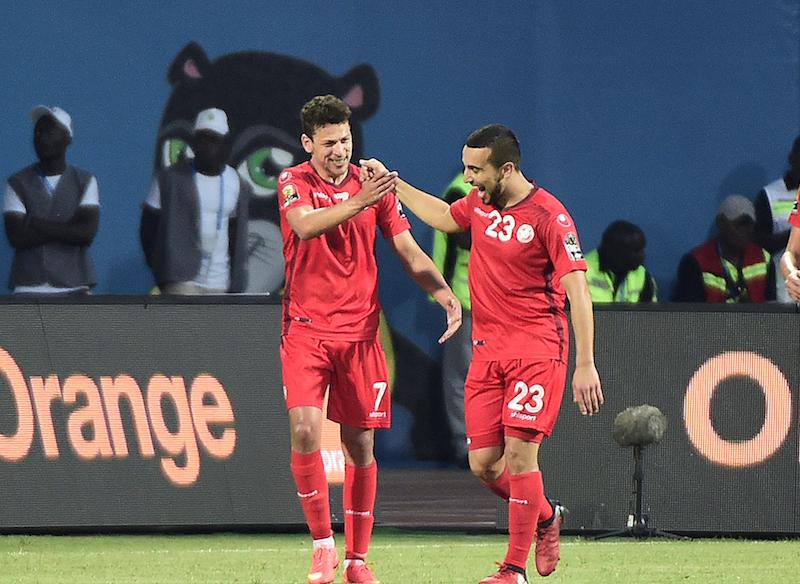 Guinée-Tunisie 1-4, la Tunisie touche au but