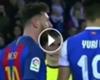 Messi explotó con un rival