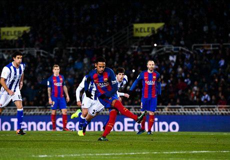 El Barcelona aprende a ganar sin brillar