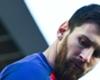 Messi y una noche de furia