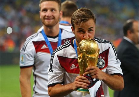 Low to Gotze: You're better than Messi