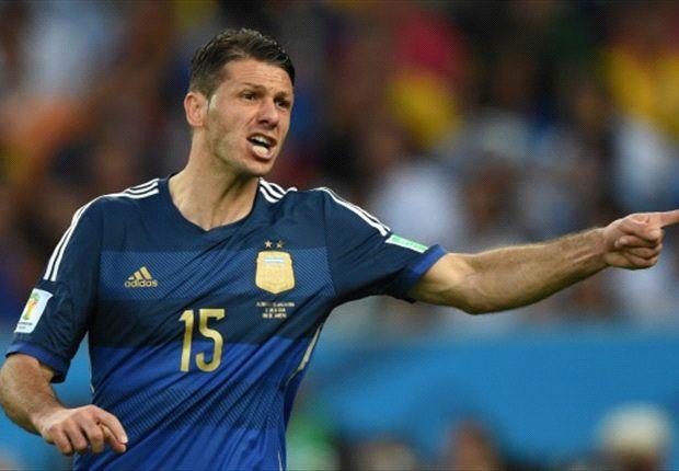 Demichelis se hizo cargo del error de la defensa en el gol de Alemania