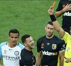 Okon slams O'Donovan red card