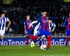 Barcelona 9 yıl sonra Anoeta lanetini yendi: 0-1