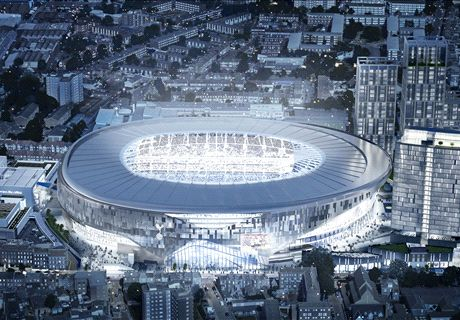 WATCH: Inside Tottenham's new stadium