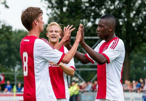 Becker hoopt spoedig door te breken in de Amsterdamse hoofdmacht
