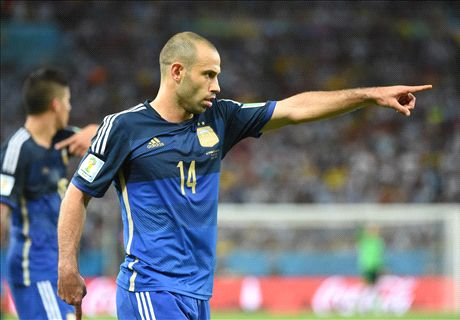 Mascherano 'the best': lo dicono i numeri