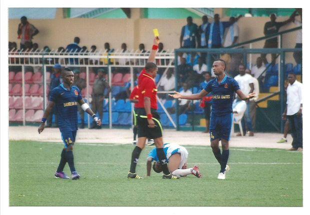 Wolves, Prime FC praise Ishiaku Ibrahim for fair officiating