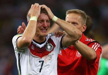 Schweinsteiger: I'm still greedy