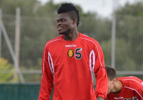 Almeria join race for Partey