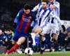 El Messi más inofensivo de la temporada