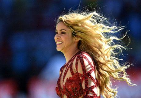 Pique & Shakira become parents again