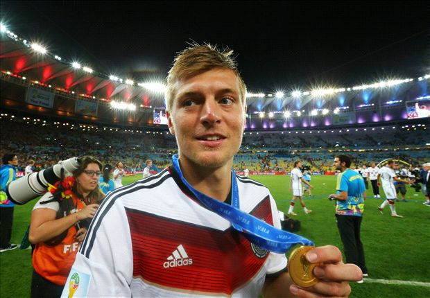 How Real Madrid could line up with Toni Kroos