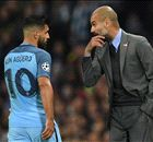 Guardiola & Aguero hold late-night talks