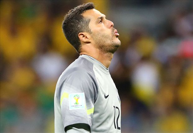 QPR recalls Julio Cesar from Toronto