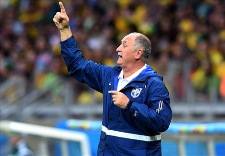 Gremio confirms Scolari appointment