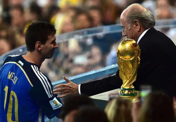 'Messi deserved Golden Ball'