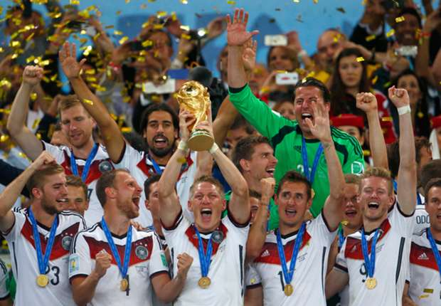 Germany rises to top of FIFA rankings; USA at No. 15