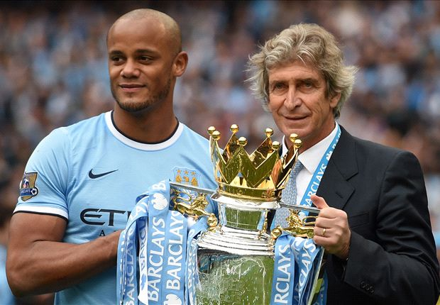 Kompany signs new five-year Manchester City contract