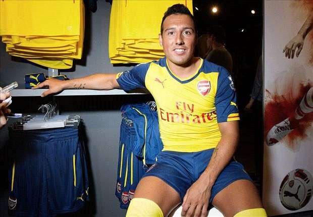 Santi Cazorla: Arsenal quiere la Champions League o la Premier la próxima temporada