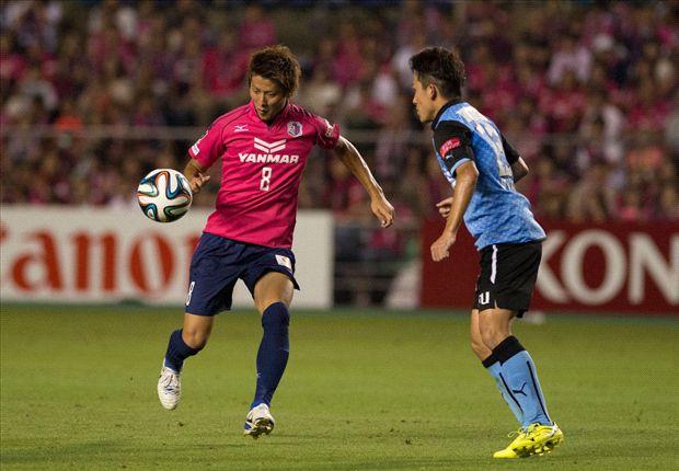Cerezo Osaka 1-2 Kawasaki Frontale: Pezzaiuoli off to a losing start