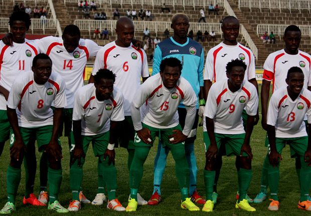 Kenya moves to 95 in latest Fifa rankings