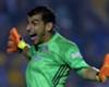 Tigres GK Guzman out with injury