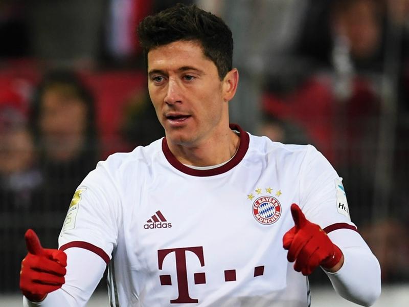 Bayern, Lewandowski dépasse Elber et devient le deuxième meilleur buteur étranger de l'histoire de la Bundesliga