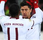 Lewandowski chasing Pizarro for record
