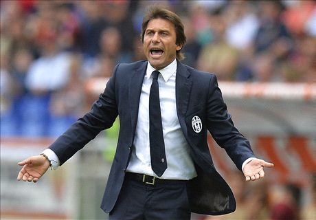 Conte rubbishes PSG links