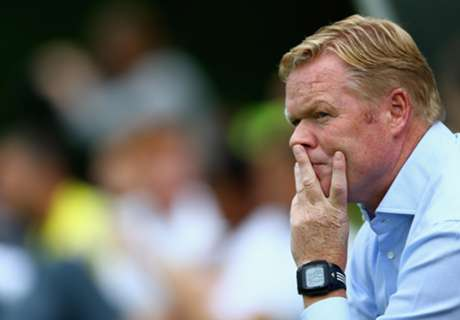 Transfer Talk: Koeman zoekt keeper