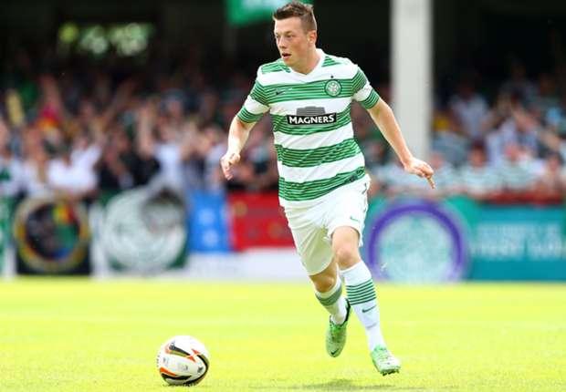 Schoss Celtic zum Sieg: Callum McGregor