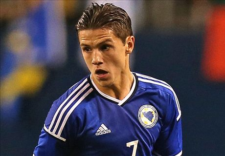 Besic joins Everton's pre-season squad