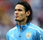 Cavani rules out Man Utd move