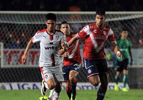 EN VIVO: Veracruz 1-0 Atlas