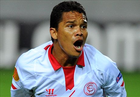 Sevilla 'will not listen' to Bacca offers