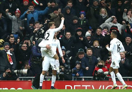 Swansea bezorgt Liverpool flinke kater
