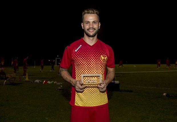 Goal's Best MSL Player Award winner: Paulo Rangel