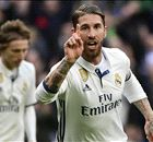Ramos leads Real Madrid
