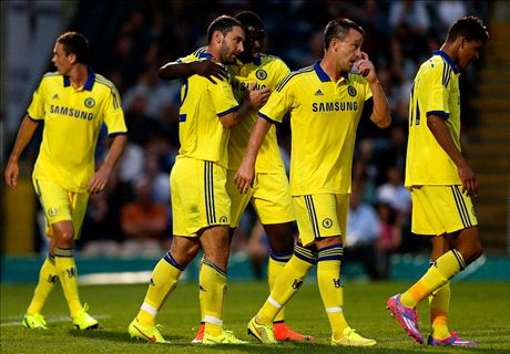 Match Report: Wycombe 0-5 Chelsea