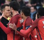 Verratti gets strangest yellow card of 2017