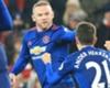 Wayne Rooney celebrates with Ander Herrera