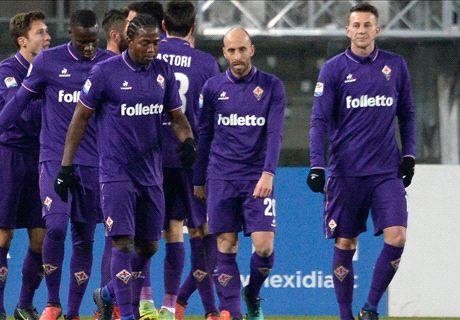 Fiorentina, bella conferma: 3-0 al Chievo