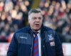 Allardyce: Palace not to blame