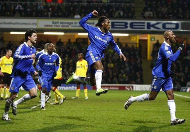 English Angle: What Didier Drogba And Nicolas Anelka Did Next At Chelsea