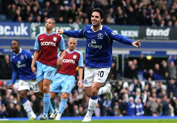 Everton Midfielder Mikel Arteta Reiterates Desire To Play For Spain Following World Cup 2010 Triumph